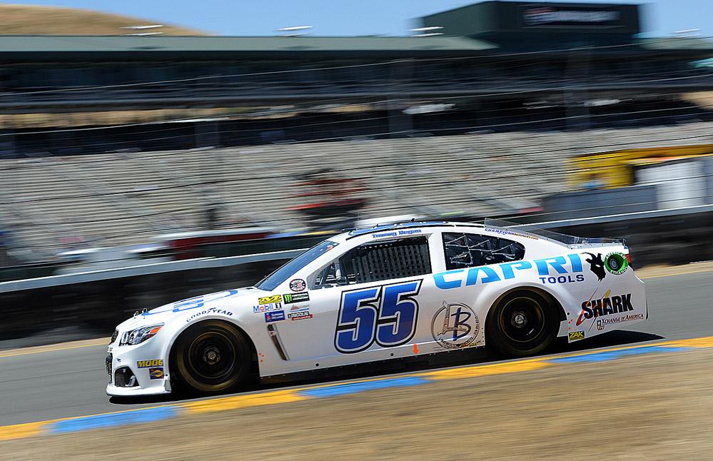 NASCAR CUP SONOMA